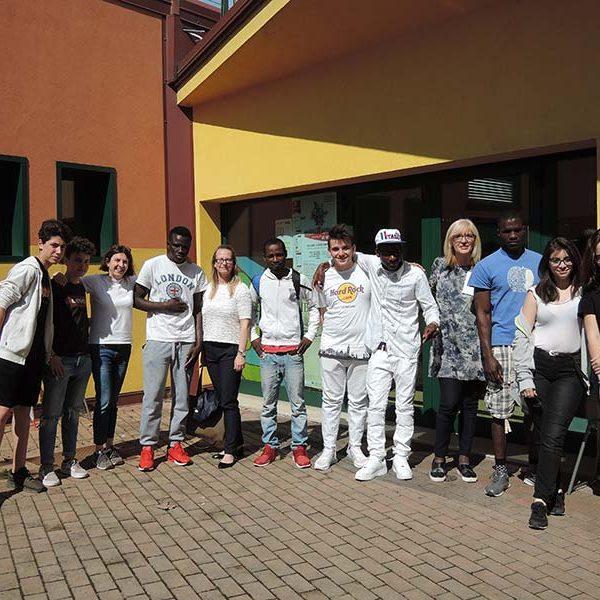 Progetto scuola per l'inclusione dei migranti